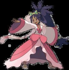 Iris cosplay