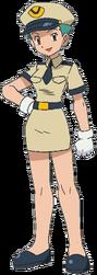 Officer Jenny BW-0