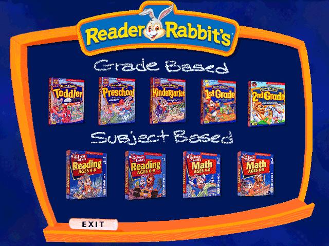 Reader rabbit's previews the favorite custom steam installation.