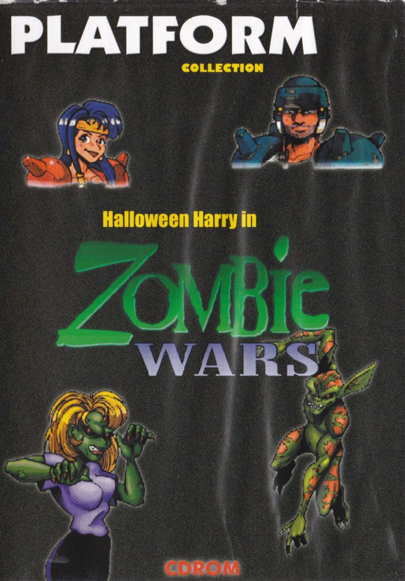 alien carnage/halloween harry 2: zombie wars - new custom steam