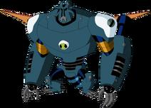 Armodrillo Mega Fusion