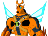 Unnamed Four Arms Fusion