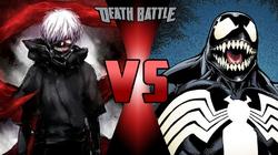Ken Kaneki vs Venom