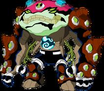 Gravattack Mega Fusion