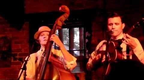 The Two Man Gentleman Band