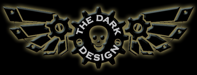 The dark design bird logo-lrg