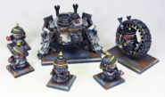 Bilght rivets wars minis