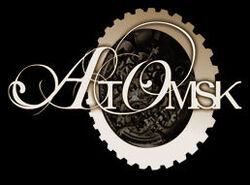 Atomsk band logo