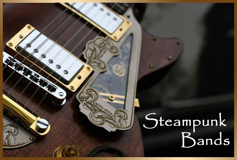List Of Steampunk Bands Steampunk Wiki Fandom Powered By Wikia