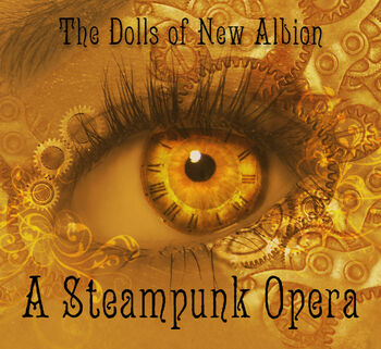 A Steampunk Opera Cover
