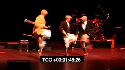 The Harlem James Gang SHOW REEL
