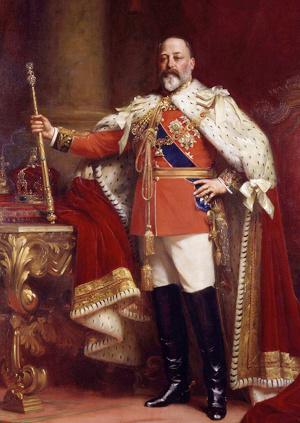 Edward VII300w