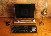 Steampunk-lcd-monitor 04