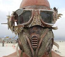 Steampunk-mask 05