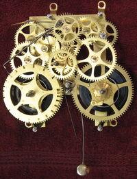 Clock gears 01
