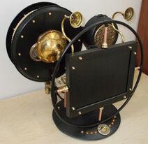 Steampunk monitor 1