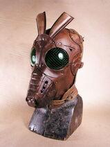 Steampunk-mask 01