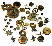 Clock gears 02