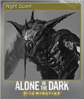 Alone in the Dark Illumination Foil 6