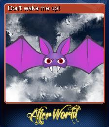 Alter World Card 2