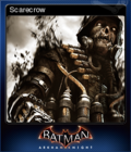 Batman Arkham Knight Card 7