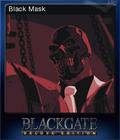 Batman Arkham Origins Blackgate Card 6