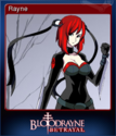 BloodRayne Betrayal Card 01