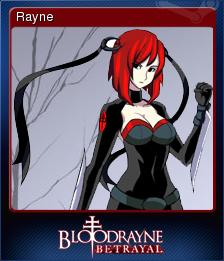 BloodRayne Betrayal Card 01