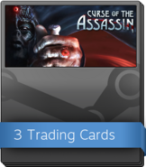 Curse of the Assassin Booster Pack