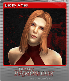 Deadly Premonition Directors Cut Foil 5