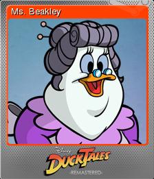 DuckTales Remastered Foil 5