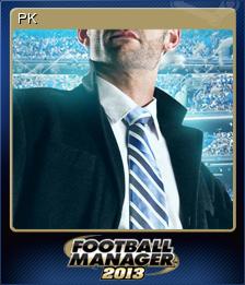 Football Manager 2013 PK
