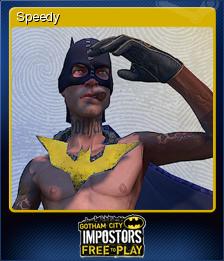 Gotham City Impostors Card 1