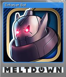 Meltdown Card 06 Foil