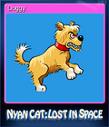 Nyan Cat Lost In Space Card 4