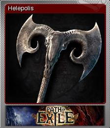 Path of Exile Foil 09