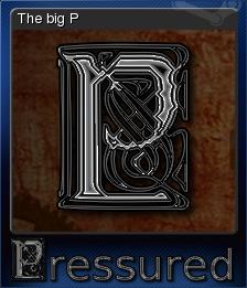 Pressured Card 4