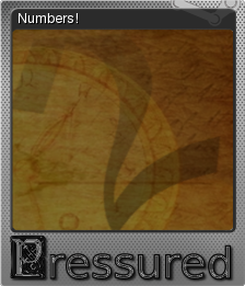 Pressured Foil 1