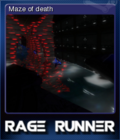 Rage Runner Card 6