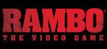 Rambo The Video Game Logo