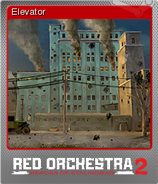 Rising Storm Red Orchestra 2 Multiplayer Foil 7
