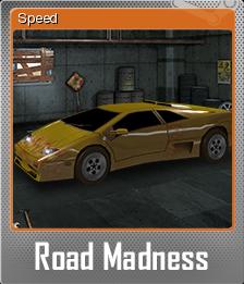 Road Madness Foil 6