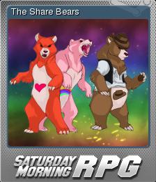 Saturday Morning RPG Foil 4