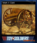 Toy Soldiers Complete Card 10