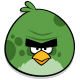 Angry Birds Space Badge 5