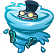 Awesomenauts Emoticon froggy