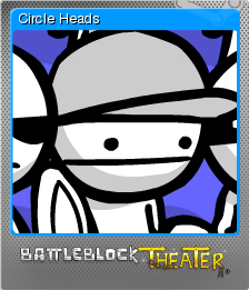 BattleBlock Theater Foil 1