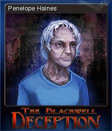 Blackwell Deception Card 5