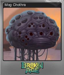 Broken Age Foil 3