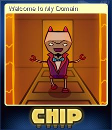 Chip Card 08